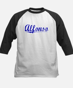 Alfonso, Blue, Aged Tee