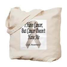 Stomach Cancer Tote Bag
