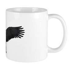 Black Pegasus Mug
