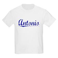 Antonio, Blue, Aged T-Shirt