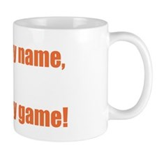Grampa (orange) Mug