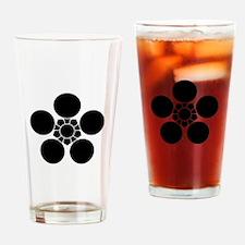 toyama ume-bachi Drinking Glass
