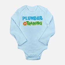 Plumber in Training Body Suit