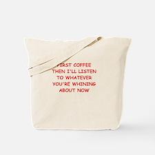 COFFEE.png Tote Bag