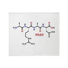 Arad molecularshirts.com Throw Blanket