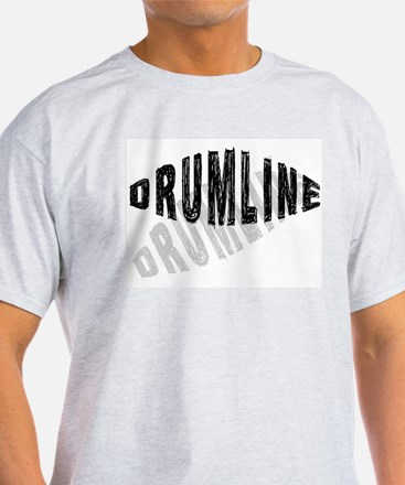 Drumline Marching Band Drummer T-Shirt