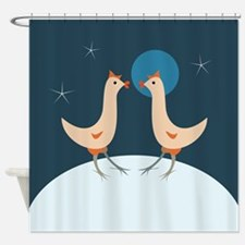 Hens Night Party Shower Curtain