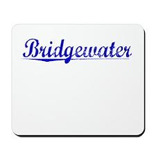 Bridgewater, Blue, Aged Mousepad