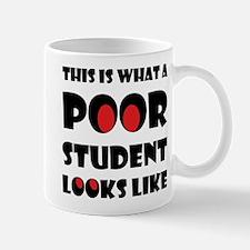 Poor student Mug