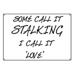 Stalking Banner