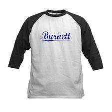 Burnett, Blue, Aged Tee