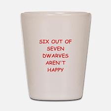 DWARVES.png Shot Glass