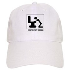 After party is coming Baseball Cap
