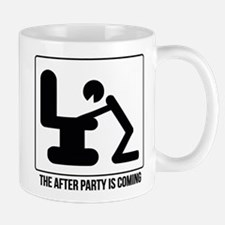 After party is coming Mug