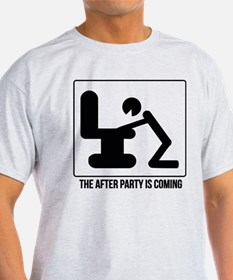 After party is coming T-Shirt