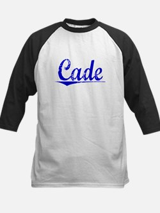 Cade, Blue, Aged Tee
