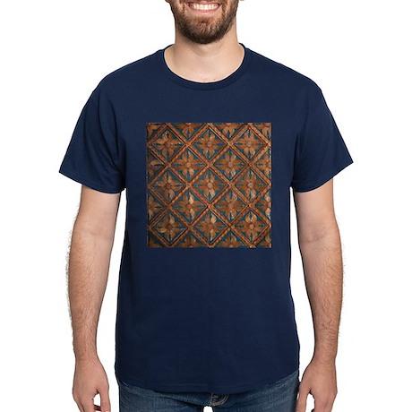 Venetian Cherub Ceiling Dark T-Shirt