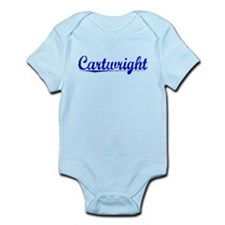 Cartwright, Blue, Aged Infant Bodysuit