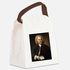 BACH.png Canvas Lunch Bag