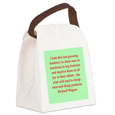 WAG5.png Canvas Lunch Bag