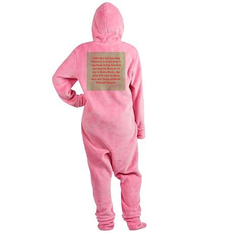 WAG5.png Footed Pajamas