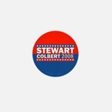 stewart/colbert 08 Mini Button