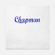 Chapman, Blue, Aged Queen Duvet