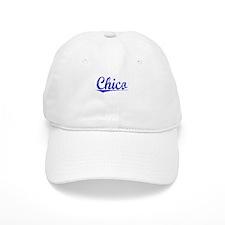 Chico, Blue, Aged Baseball Cap