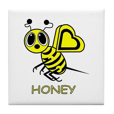 HONEY Tile Coaster
