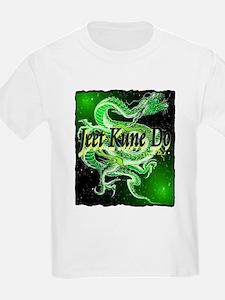jeet kune do dragon illustration T-Shirt