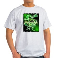 jeet kune do dragon illustration T-Shirt