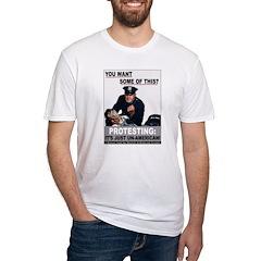 Stop Protesting Shirt
