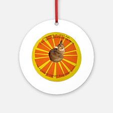 Cat Gods Ornament (Round)