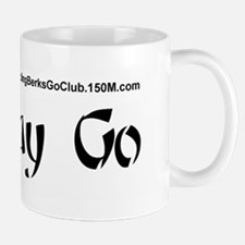 Reading Berks Go Club Mug