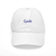 Condie, Blue, Aged Baseball Cap