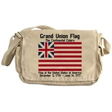 Grand Union Flag Messenger Bag