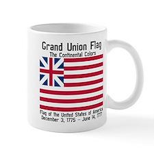 Grand Union Flag Small Mug