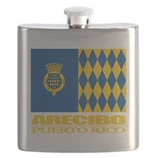 Arecibo Flag.png Flask