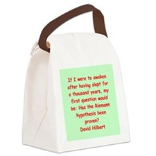 hilbert4.png Canvas Lunch Bag