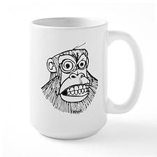 Angry Monkey Mug