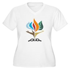 UUCQC Chalice T-Shirt