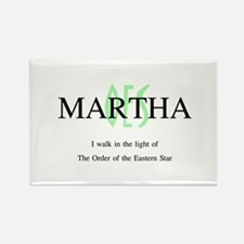 Martha OES Magnets