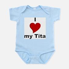 I Love My Tita Infant Creeper