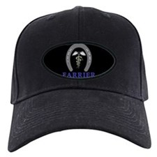 Black Farrier's Cap
