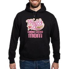 Chow Chow Mom Hoodie