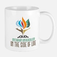 UU On the Side of Love Mug