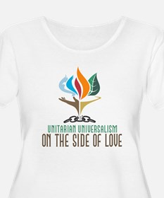 UU On the Side of Love T-Shirt