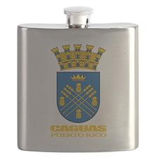 Caguas COA.png Flask