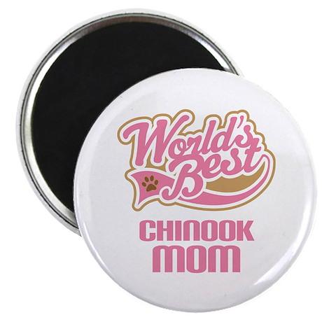 Chinook Mom Magnet