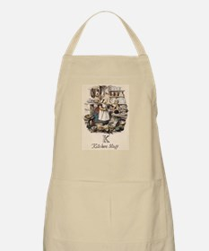 K is for Kitchen Apron